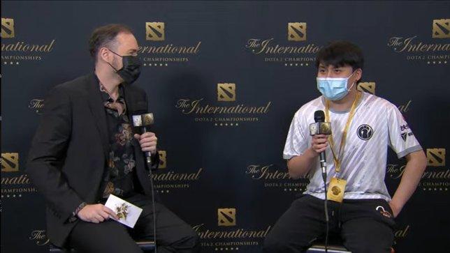 JT赛后采访:淘汰赛比小组赛压力更大